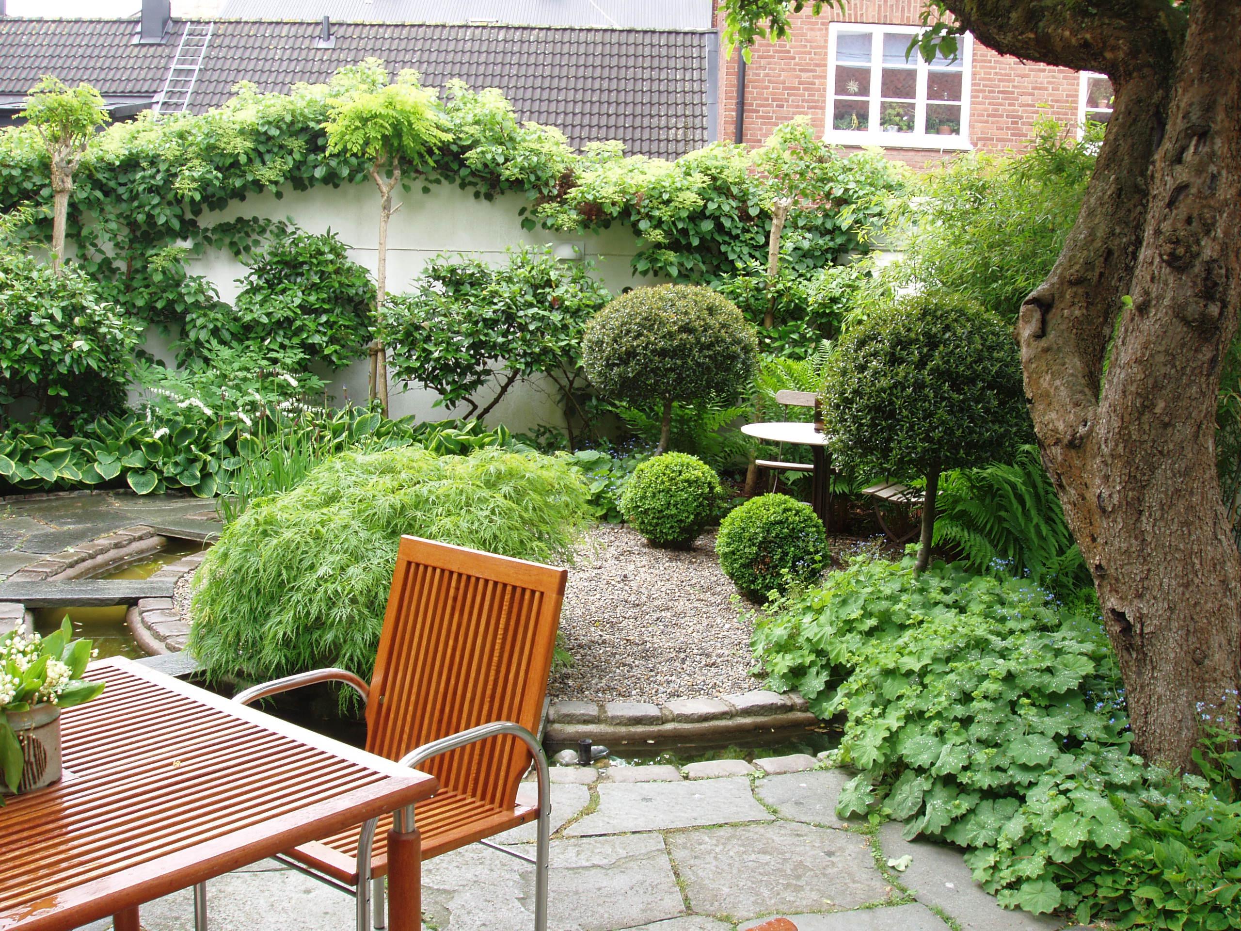 Trädgårdsanläggare Skåne